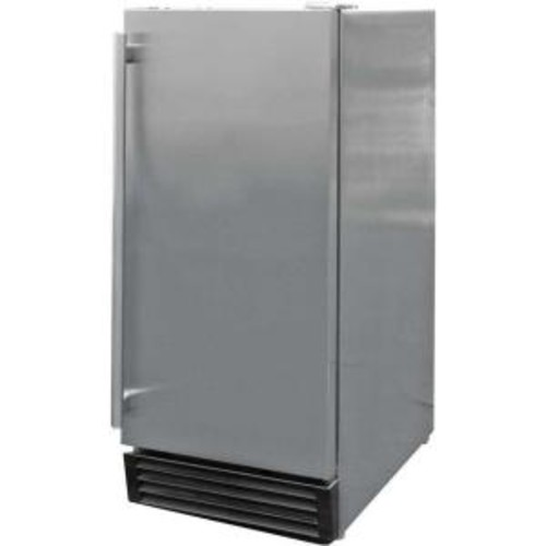 Cal Flame 3.25 cu. ft. Built-In Outdoor Refrigerator in Stainless Steel