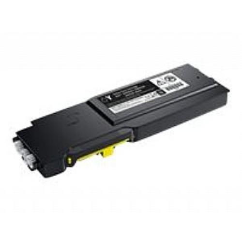 Dell S384X Series - Yellow - original - OEM - toner cartridge - for Color Smart Multifunction Printer S3845cdn; Color Smart Printer S3840cdn