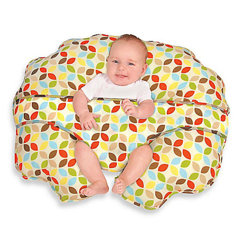 Leachco Cuddle-U Original Nursing Pillow and More in Leaf
