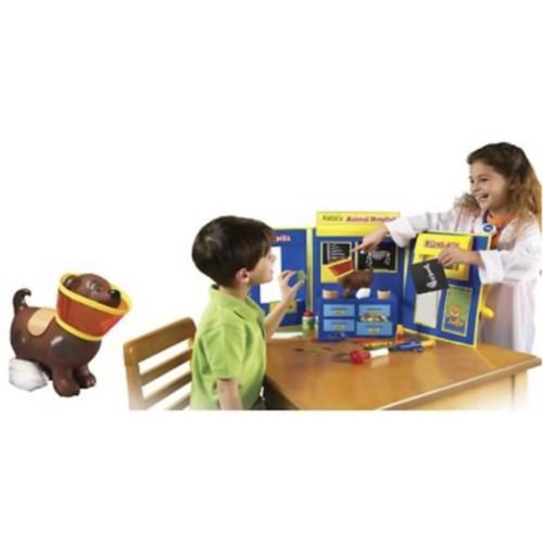 Learning Resources Pretend & Play Sets, Animal Hospital