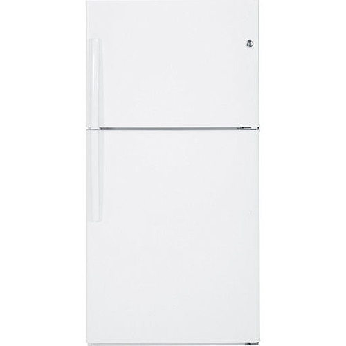 GE GIE21GTHWW Profile ENERGY STAR 21.2 Cu. Ft. Top Freezer Refrigerator