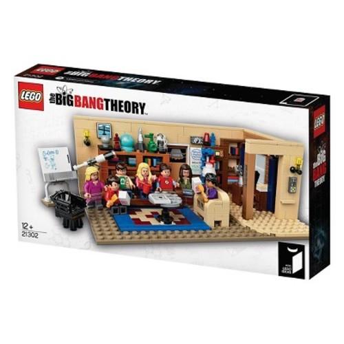 LEGO Ideas The Big Bang Theory Set