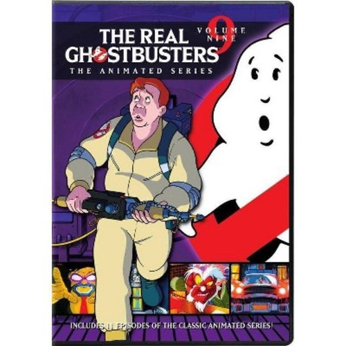 Real ghostbusters vol 9 (DVD)