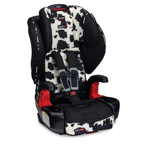 Britax Frontier ClickTight (G1.1) Harness-2-Booster Car Seat - Cowmooflage