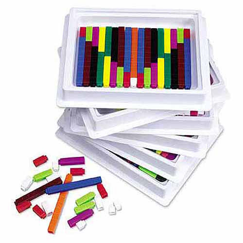 Learning Resources Connecting Cuisenaire Rods Multi-Pack