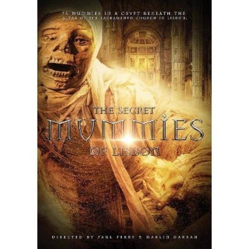 Secret Mummies Of Lisbon (DVD)