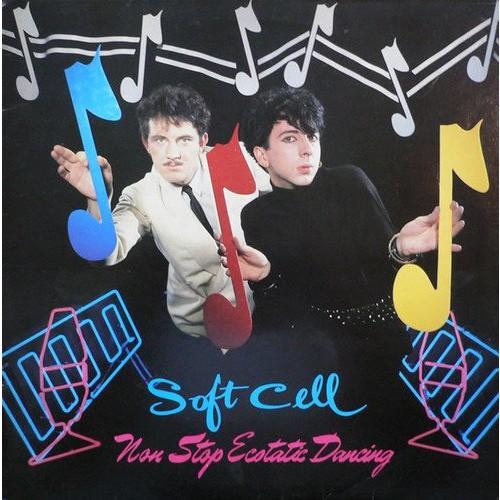 Non-stop ecstatic dancing [Vinyl-LP]
