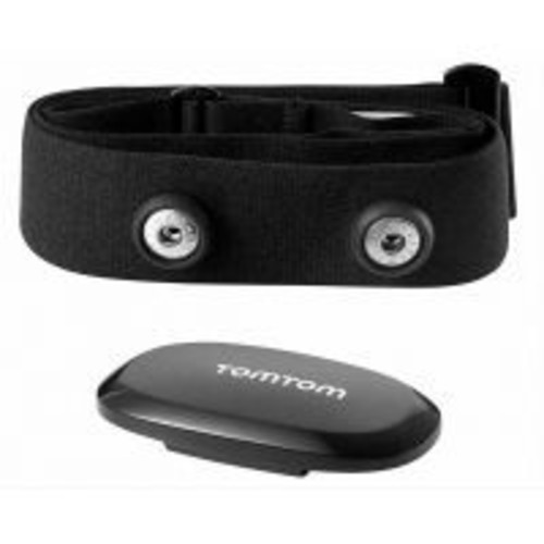 TomTom Heart Rate Monitor 9UJ0.001.00, Color: Black, Additional Features: HR Monitor, Fabric/Material: Not Available, w/ Free S&H