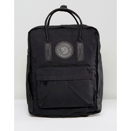 Fjallraven Kanken No2 Backpack with Leather Straps