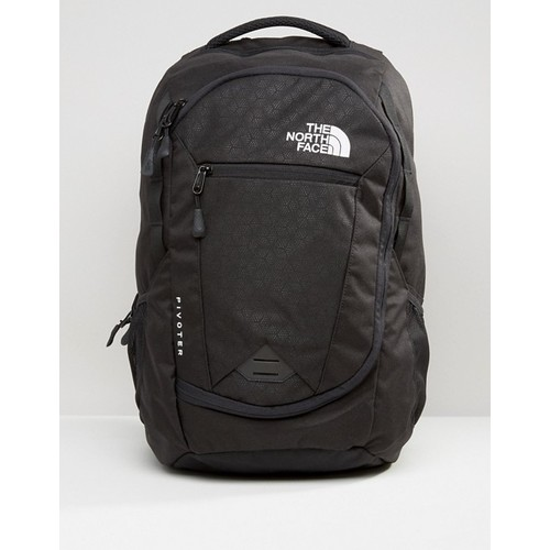 The North Face Pivoter Backpack In Black