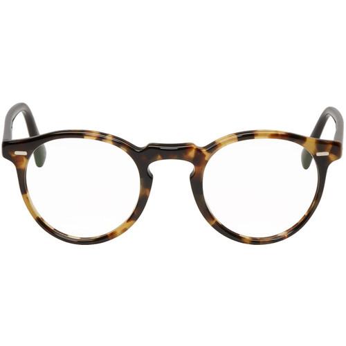 Tortoiseshell Gregory Peck Glasses