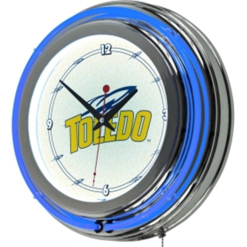 Trademark Games Toledo Rockets 14'' Neon Clock