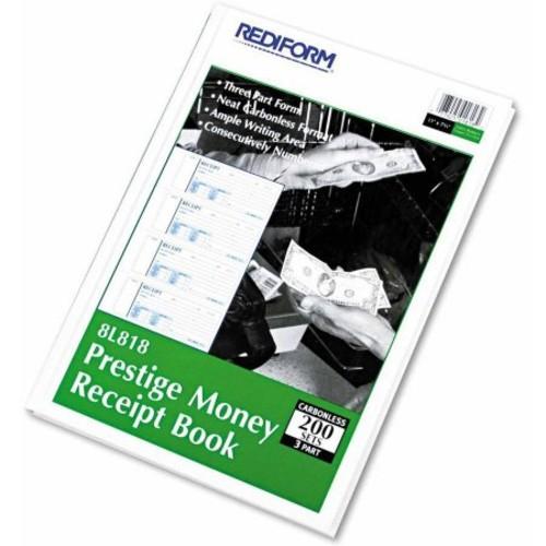 Rediform Hardbound Money Receipt Book, 1 Each (Quantity)