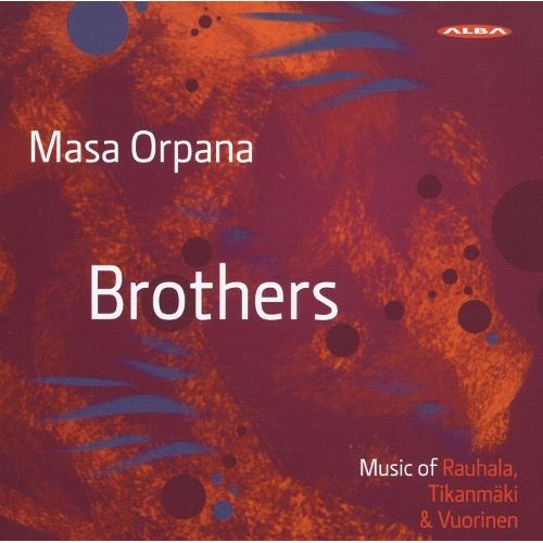 Brothers [CD]