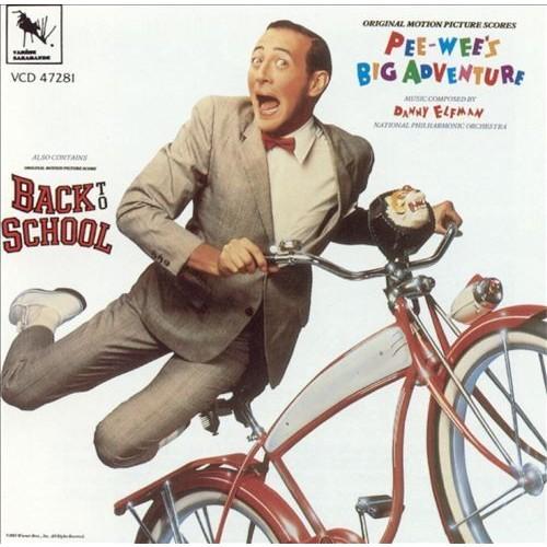 Pee-Wee's Big/Back To School