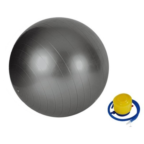 Valor Fitness EJ-6 Anti-Burst Gym Exercise Ball with Pump