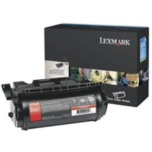 Lexmark TONER CARTRIDGE - BLACK - 32,000 STANDARD PAGES - LEXMARK T644 / T644N / T644TN