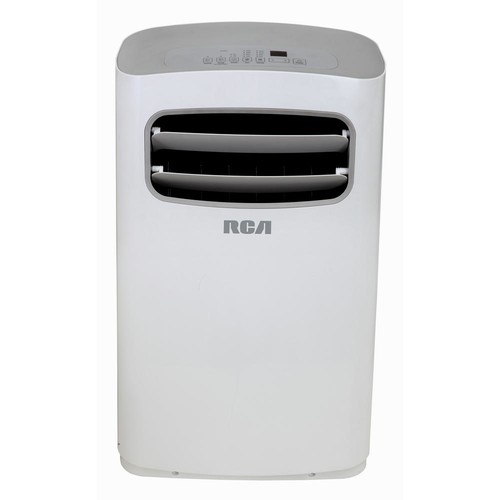 RCA 12,000 BTU Portable Air Conditioner with Remote and Dehumidifier