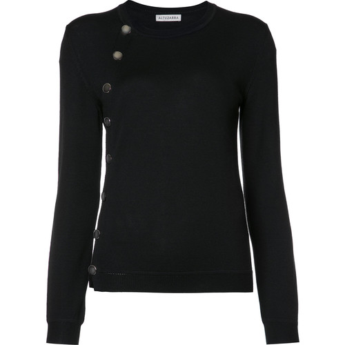 ALTUZARRA Side Button Jumper