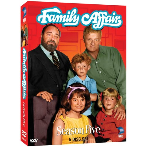 FAMILY AFFAIR: SEASON 5