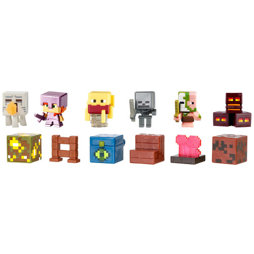 Minecraft MINI MOB Pack - Nether Biome Pack