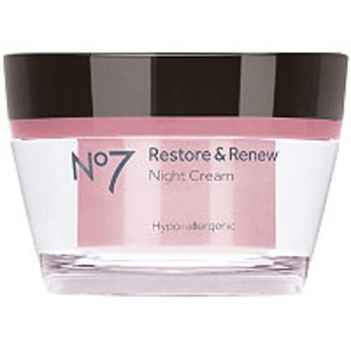 Restore & Renew Night Cream
