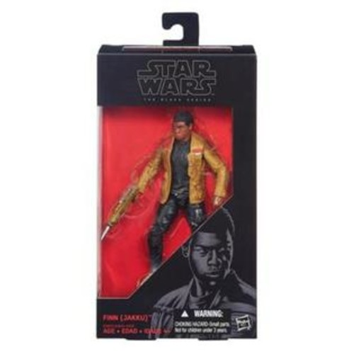 Hasbro Star Wars: The Black Series: Finn (Jakku)