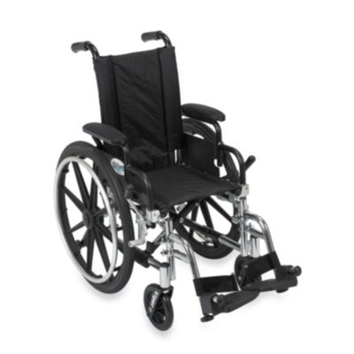 Drive Medical Viper 12-Inch Wheelchair