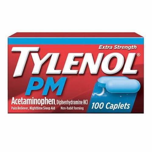 TYLENOL Extra Strength Pain Reliever & Fever Reducer 500 mg, Caplets