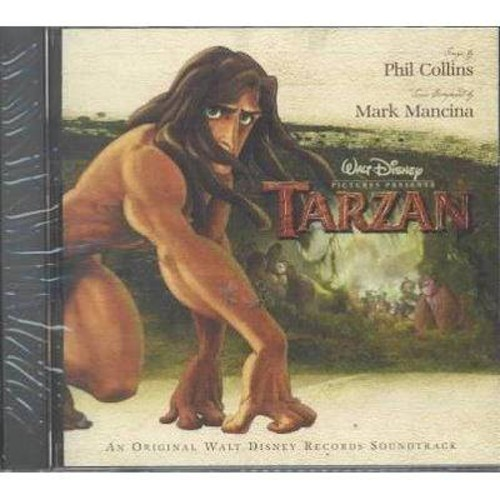 Precision Series Soundtracks Phil Collins - Tarzan (OST)