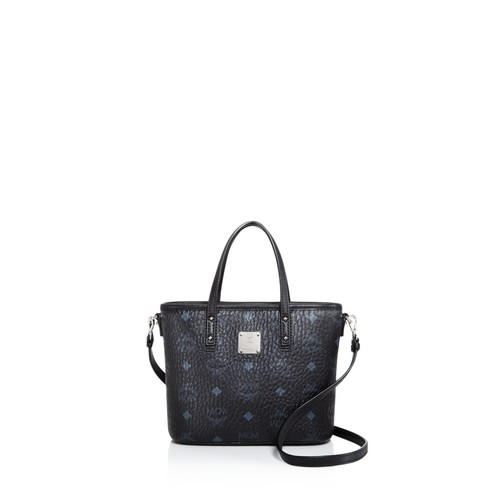 MCM Anya Top Zip Mini Tote