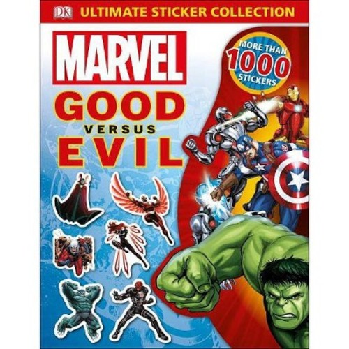 Marvel Good vs Evil (Paperback)