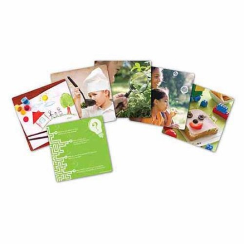 Learning Resources Snapshots Critical Thinking Cards, Pre-K