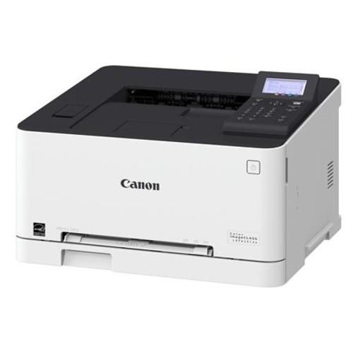 Canon ImageClass LBP612CDW Wireless Color Laser Printer W/4 045 Color Toners