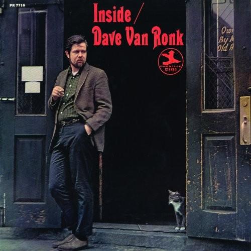 Inside Dave Van Ronk [LP]