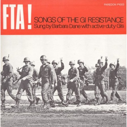 Fta!: Songs Of The Gi Resistance