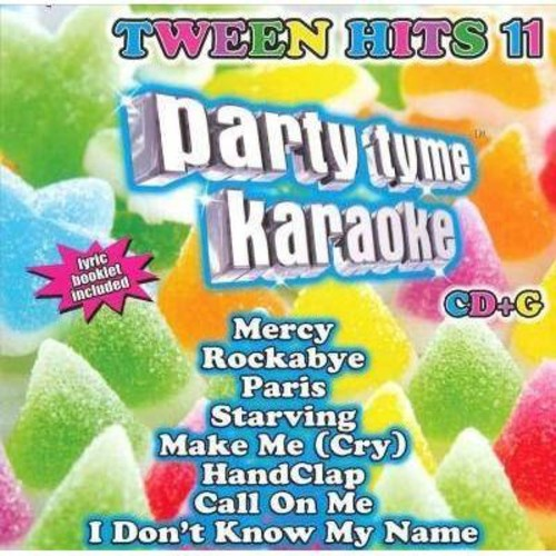 Party Tyme Karaoke - Tween Hits 11 [8+8-song CD+G] [Audio CD]