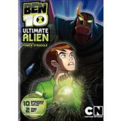 Ben 10: Ultimate Alien - Power Struggle