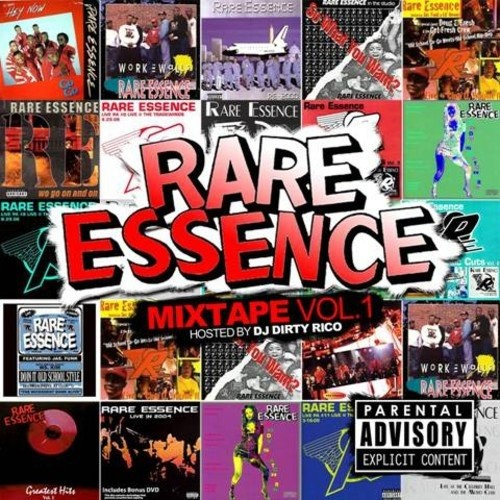 Mixtape, Vol. 1: Hosted by DJ Dirty Rico [CD] [PA]
