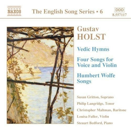 The English Song Series 6: Holst