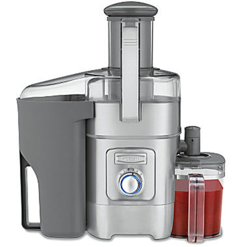 Cuisinart CJE-1000 Die-Cast Juice Extractor [12.0 inches, 19.0 inches]