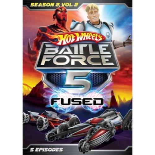Hot Wheels: Battle Force 5 - Season 2, Vol. 2 [DVD]