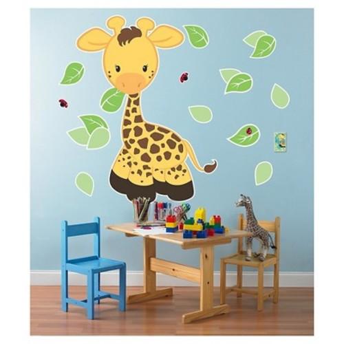 Giraffe Giant Wall Decal