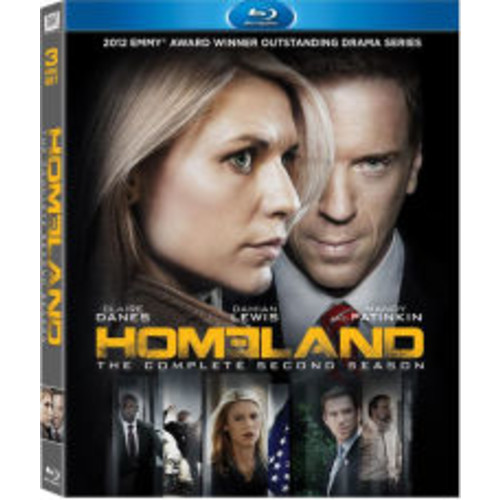 Homeland: The Complete Second Season