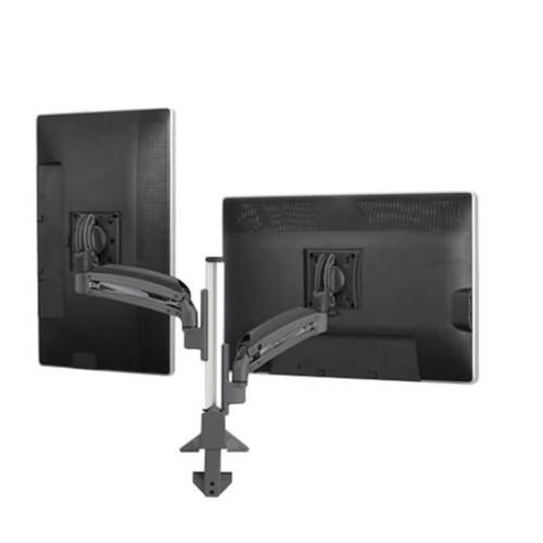 Chief Kontour K1C Dynamic Column Mount for 2 Monitors, Black K1C210B