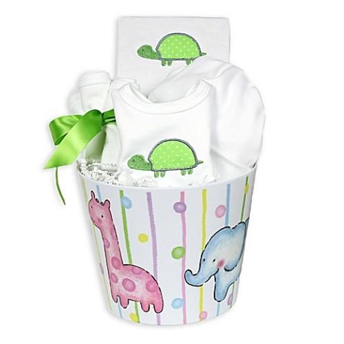 Raindrops Animals On Parade 8-Piece Turtle Gift Set
