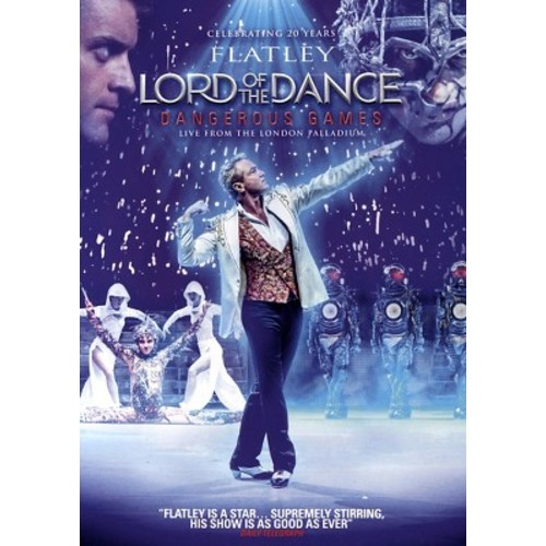 Lord of the dance:Dangerous games (DVD)