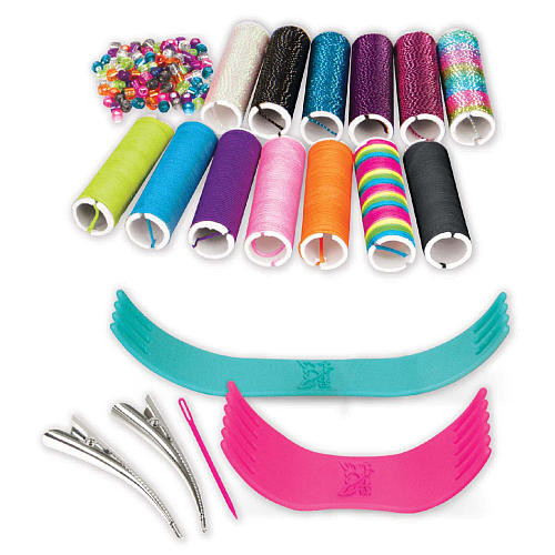 Fashion Angels Hair Wrapistry Craft Kit