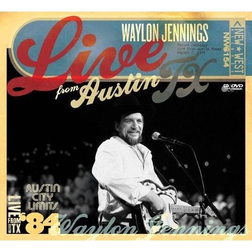 Live from Austin, TX '84 [CD/DVD]