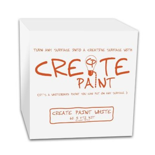 Create Paint 1qt White Dry Erase Paint (CPW-1Q)